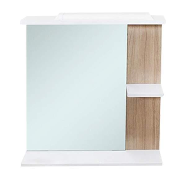 Зеркальный шкаф Магнолия 60 см ASB-Mebel