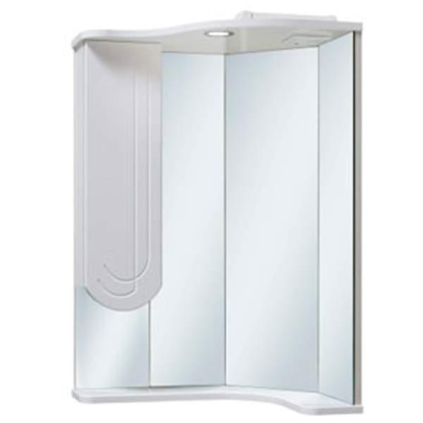 Зеркальный шкаф Бис 40см левый Runo