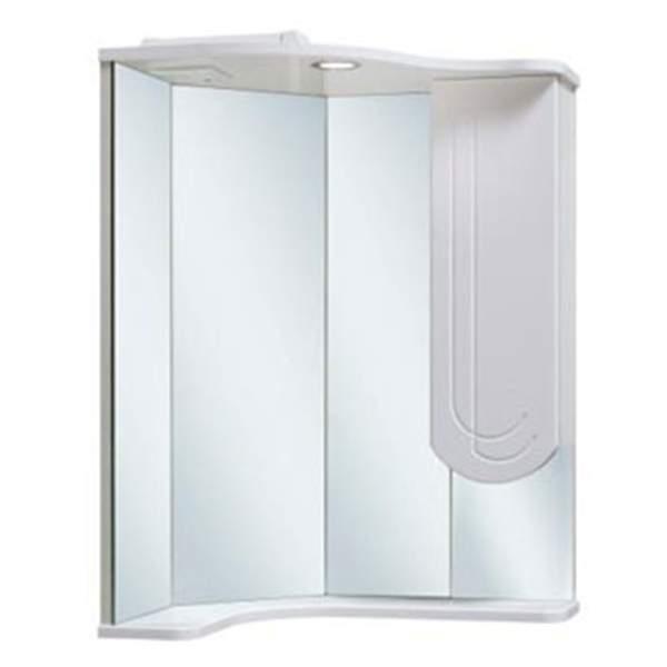 Зеркальный шкаф Бис 40см правый Runo