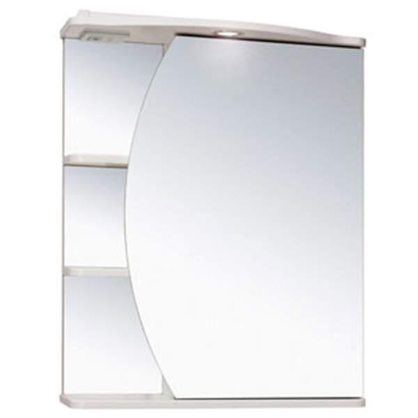 Зеркальный шкаф Линда 60см правый Runo
