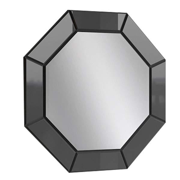 Зеркало Авиньон 80см черный Norta