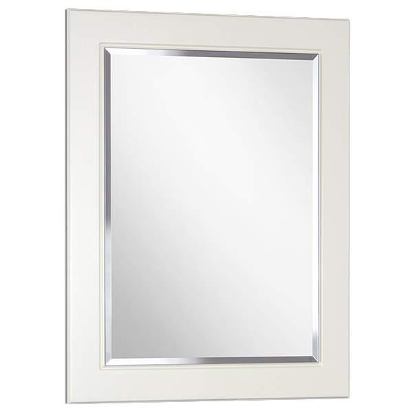 Зеркало Толедо 60см белый Norta