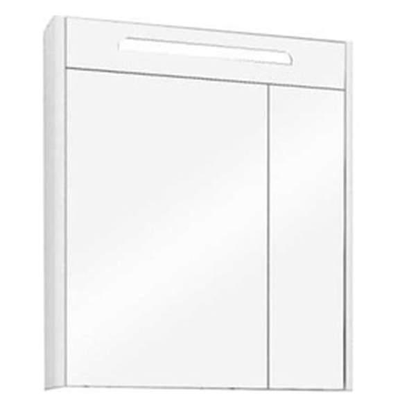 Зеркальный шкаф Сильва 60см дуб полярный Акватон