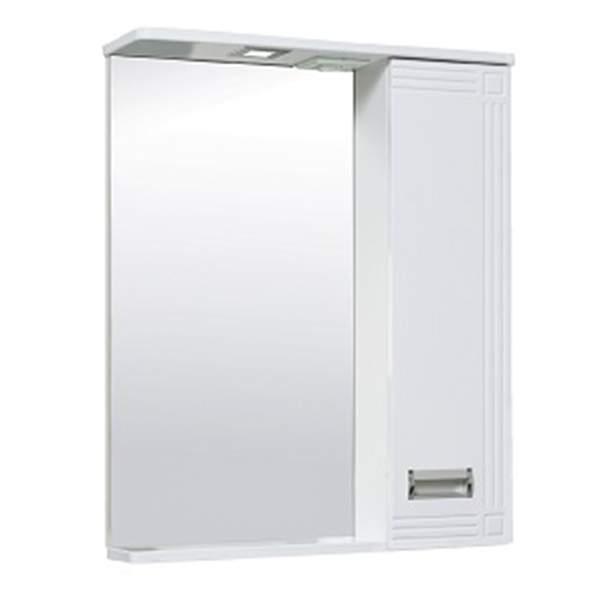 Зеркальный шкаф Карат 60см правый Runo