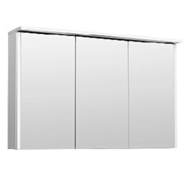 Зеркальный шкаф Лира 105см Runo