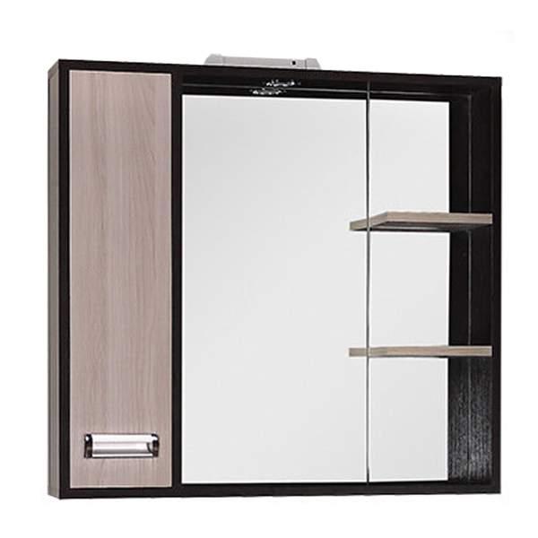 Зеркальный шкаф Гамма 75см (для тумбы Гамма 75см) Onika