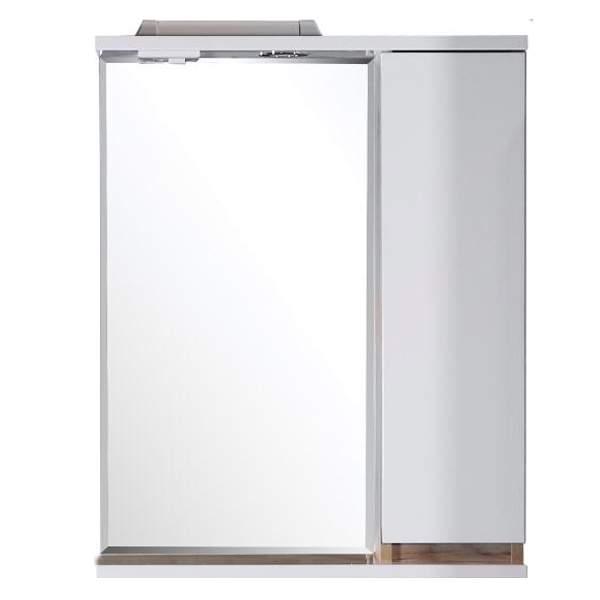 Зеркальный шкаф Марко 60см ASB-Mebel